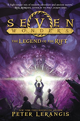 9780062070531: Seven Wonders 05: The Legend of the Rift