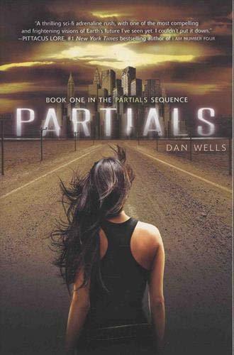9780062071057: Partials (Partials Sequence)