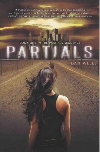 9780062071057: Partials (Partials Sequence)