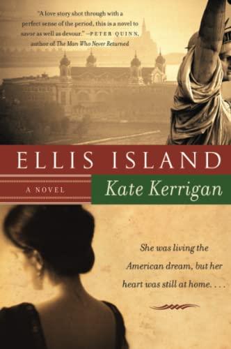 9780062071538: Ellis Island: A Novel
