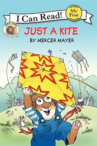 9780062071972: Little Critter: Just a Kite (I Can Read Books: My First)
