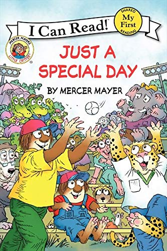9780062071989: Just a Special Day (I Can Read! My First Shared Reading (HarperCollins))