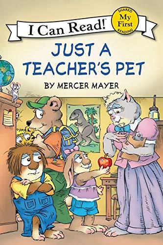 9780062071996: Little Critter: Just a Teacher's Pet (My First I Can Read)