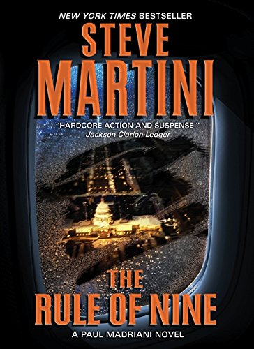 9780062072344: The Rule of Nine (Paul Madriani Novels)
