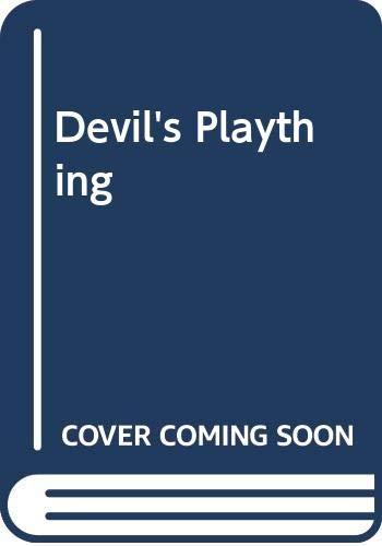 9780062072375: Devil's Plaything