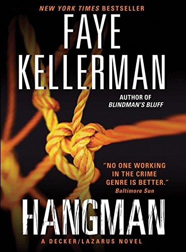 9780062072436: Hangman (Decker/Lazarus, No. 19)