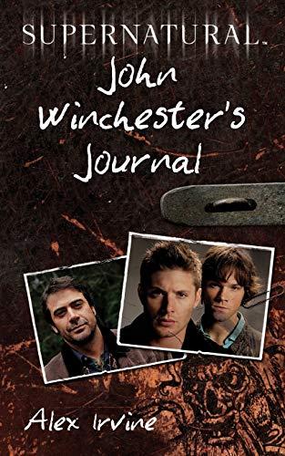 9780062073198: Supernatural: John Winchester's Journal