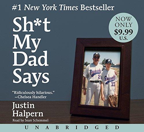Sh*t My Dad Says: Halpern, Justin