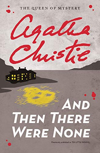 9780062073471: And Then There Were None (Agatha Christie Mysteries Collection)