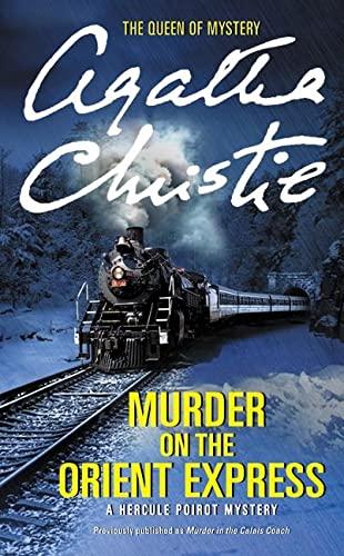 9780062073501: Murder on the Orient Express: A Hercule Poirot Mystery (Hercule Poirot Mysteries)