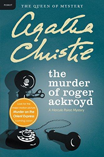 9780062073563: The Murder of Roger Ackroyd: A Hercule Poirot Mystery