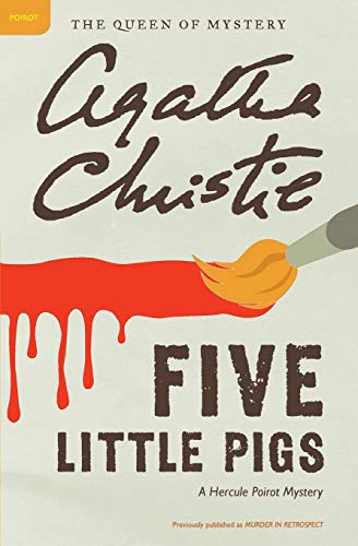 9780062073570: Five Little Pigs: A Hercule Poirot Mystery