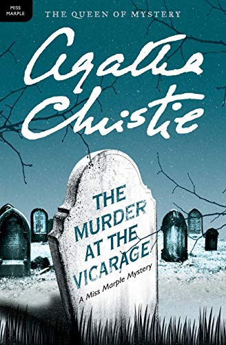 9780062073600: Murder at the Vicarage, The (Miss Marple Mysteries)