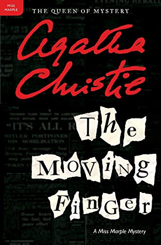 9780062073624: The Moving Finger (Miss Marple Mysteries (Paperback))