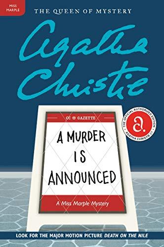 9780062073631: A Murder Is Announced