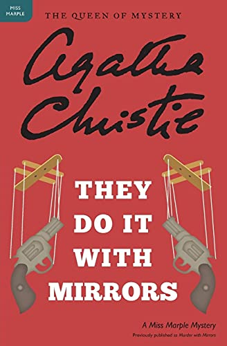 9780062073648: They Do It with Mirrors (Miss Marple Mysteries)