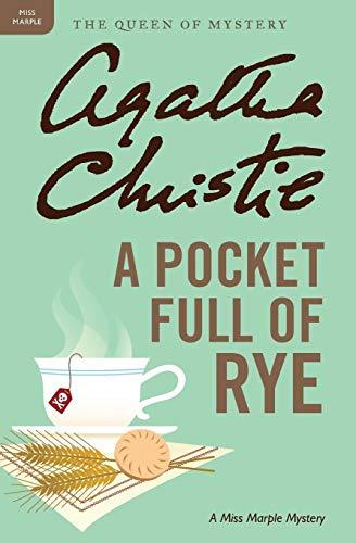 9780062073655: A Pocket Full of Rye: A Miss Marple Mystery (Miss Marple Mysteries)