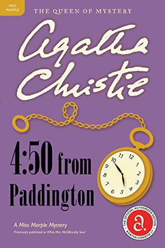 9780062073662: 4:50 from Paddington (Miss Marple Mysteries)