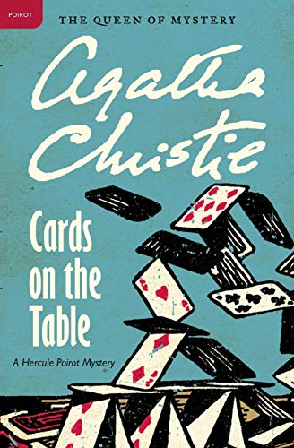 9780062073730: Cards on the Table: A Hercule Poirot Mystery (Hercule Poirot Mysteries)
