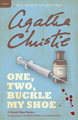 9780062073778: One, Two, Buckle My Shoe (Hercule Poirot Mysteries)