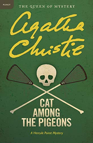 9780062073792: Cat Among the Pigeons: A Hercule Poirot Mystery (Hercule Poirot Mysteries)