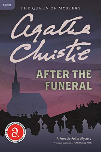 9780062073822: After the Funeral: A Hercule Poirot Mystery (Hercule Poirot Mysteries, 29)