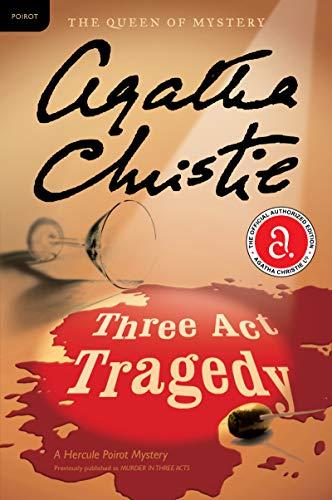 9780062073839: Three Act Tragedy