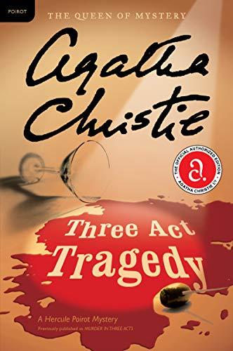 9780062073839: Three Act Tragedy (Hercule Poirot Mysteries)
