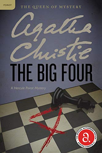 9780062073877: The Big Four: A Hercule Poirot Mystery (Hercule Poirot Mysteries)