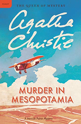 9780062073907: Murder in Mesopotamia: A Hercule Poirot Mystery