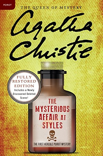 9780062073914: The Mysterious Affair at Styles: A Hercule Poirot Mystery (Hercule Poirot Mysteries)