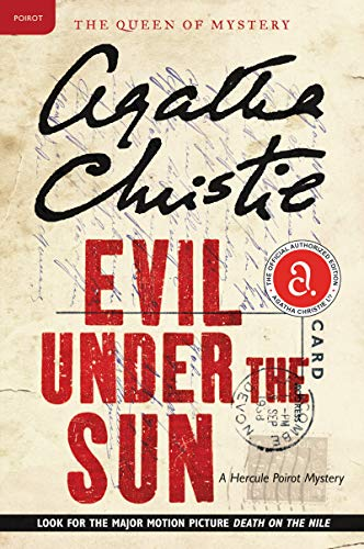 9780062073938: Evil Under the Sun: A Hercule Poirot Mystery (Hercule Poirot Mysteries)