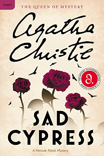 9780062073945: Sad Cypress: A Hercule Poirot Mystery (Hercule Poirot Mysteries)