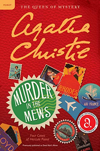 9780062073990: Murder in the Mews: Four Cases of Hercule Poirot (Hercule Poirot Mysteries)