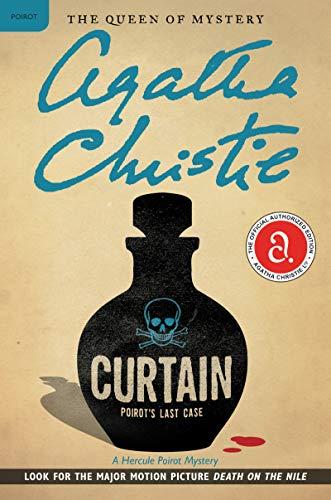 9780062074096: Curtain: Poirot's Last Case: A Hercule Poirot Mystery (Hercule Poirot Mysteries)