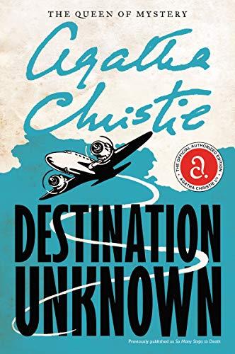 9780062074102: Destination Unknown (Agatha Christie Mysteries Collection)