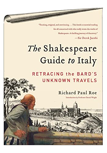 9780062074263: The Shakespeare Guide to Italy: Retracing the Bard's Unknown Travels
