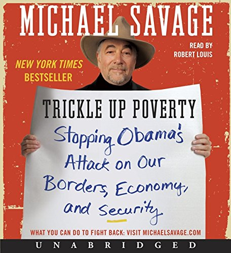 9780062074393: Trickle Up Poverty Unabridged CD
