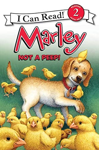 9780062074775: Marley: Not a Peep! (I Can Read Book 2)