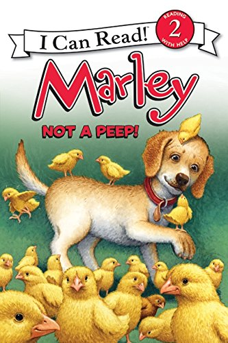 9780062074782: Marley: Not a Peep! (I Can Read Book 2)