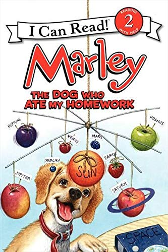9780062074805: Marley: The Dog Who Ate My Homework (I Can Read Level 2)