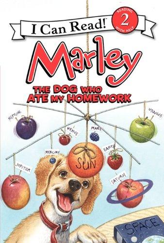 9780062074812: Marley: The Dog Who Ate My Homework (I Can Read Marley - Level 2 (Hardback))