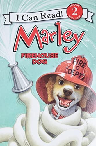 9780062074836: Marley: Firehouse Dog (I Can Read Marley - Level 2)
