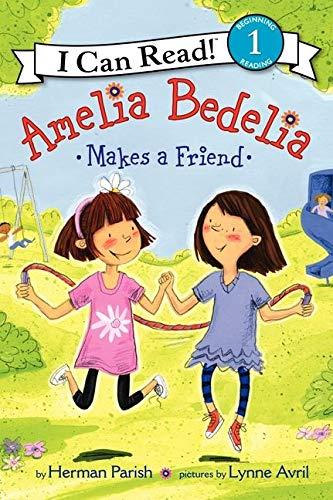 9780062075161: Amelia Bedelia Makes a Friend (I Can Read Level 1)