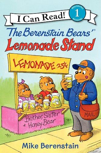 9780062075444: The Berenstain Bears' Lemonade Stand
