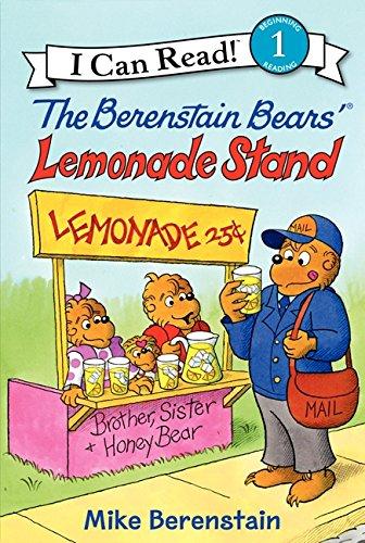 9780062075451: The Berenstain Bears' Lemonade Stand