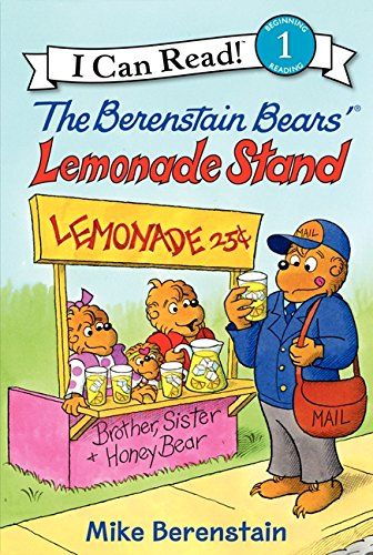 9780062075451: The Berenstain Bears' Lemonade Stand (I Can Read Level 1)