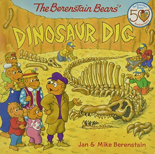 9780062075482: The Berenstain Bears' Dinosaur Dig