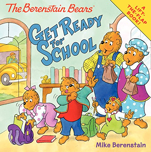 9780062075529: The Berenstain Bears Get Ready for School