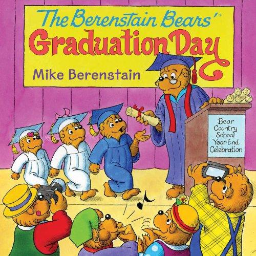 9780062075550: The Berenstain Bears' Graduation Day